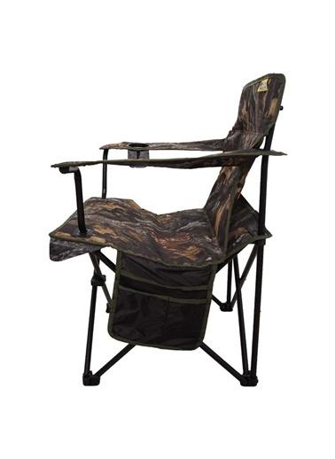 Funky Chairs Funky Chairs V2 Meşe Kamuflaj Lüks Kamp Sandalyesi Renkli